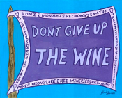 Don't Give Up The Wine