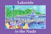 Lakeside in the Nude